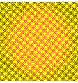 Texture grid abstract background yellow seamless vector image vector image