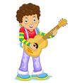 gitar vector image