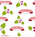 Cheerful Beautiful festive seamless pattern vector image vector image