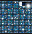 dark blue shining rounds seamless texture vector image vector image