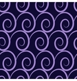 Wave geometric seamless pattern 503 vector image vector image