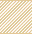 stripe beige seamless pattern vector image