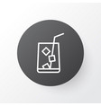 lemonade icon symbol premium quality isolated vector image