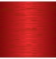 Red Line Background vector image