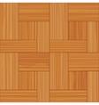 Wooden parquet