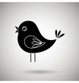 cute birds design vector image vector image