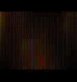golden halftone background black gold wallpaper vector image