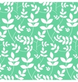 Leaves branches floral seamless pattern