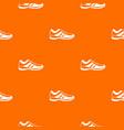 men sneakers pattern seamless vector image vector image