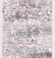 Vintage old baroque pattern beautiful