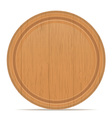 cutting board 01 vector image vector image