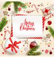 festive design elements vector image