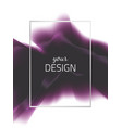 frame-blend-purple vector image