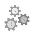 time management vector image vector image