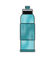 water bottle isolated vector image
