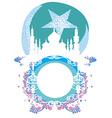 abstract religious frame - Ramadan Kareem Design vector image