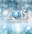 happy new year background 0611 vector image vector image