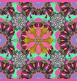 cute floral pattern in the small flower flowers vector image vector image