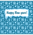 happy year vector image vector image