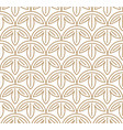 japanese pattern sashiko is a form decorative r vector image vector image