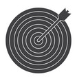 arrows in target vector image