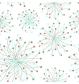 seamless abstract hand drawn pattern background vector image