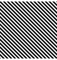Diagonal stripe seamless pattern vector image vector image