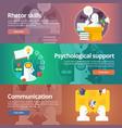 orator skills psychological support art