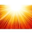 sunburst rays sunlight template eps 10 vector image vector image