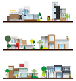 useful modern home vector image