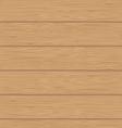 Brown wooden texture plank background vector image vector image