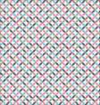 delicate geometric pattern vector image