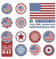 Independence Day - 4 of July vector image vector image