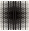 Rectangle Transition Halftone Grid vector image vector image