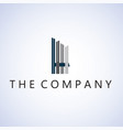 building logo ideas design on vector image vector image