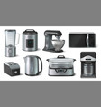 realistic household blender microwave electric