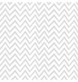 trendy white and light gray chevron background vector image