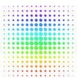 electroneum shape halftone spectral grid vector image vector image