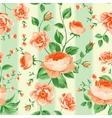 luxurious peony wallpaper vector image vector image