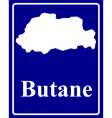 Butane vector image vector image