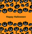 hallowen backg1 vector image vector image
