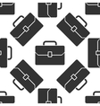 Business case icon pattern vector image