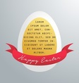 Holidays Easter vector image vector image