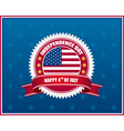 Independence day badge vector | Price: 1 Credit (USD $1)