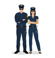 police officers image vector image vector image