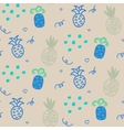 bapattern design nursery kid background vector image vector image