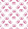 Beautiful natural seamless pattern vector image vector image