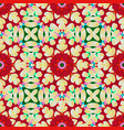 Colored elements abstract decorative ethnic
