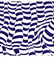 Seamless Pattern Striped background Repeating vector image vector image
