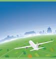 beijing skyline flight destination